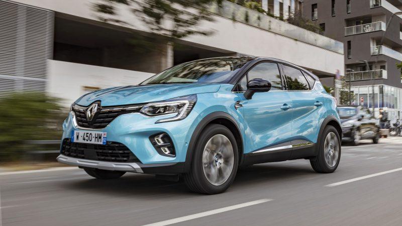 Renault Captur © Renault