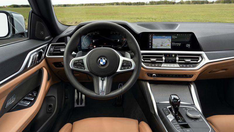 BMW Série 4 Gran Coupé © Tom Kirkpatrick/BMW AG
