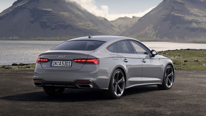 Audi A5 Sportback © Audi