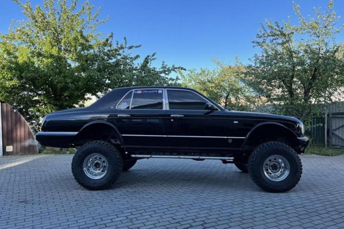 Bentley Arnage 4x4